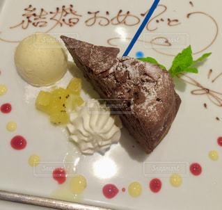 ケーキの写真・画像素材[383307]