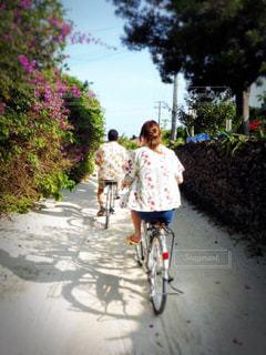 自転車の写真・画像素材[424909]