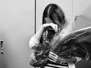 涙の写真・画像素材[1678537]