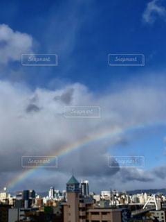 虹の写真・画像素材[2985183]