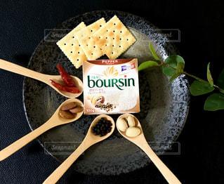 ブルサンチーズの写真・画像素材[3212484]