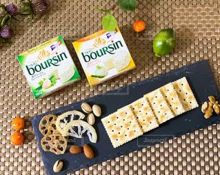 ブルサンチーズの写真・画像素材[3212485]