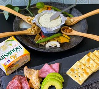 ブルサンチーズの写真・画像素材[3215954]