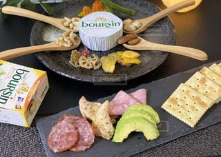 ブルサンチーズの写真・画像素材[3215956]