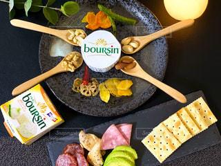 ブルサンチーズの写真・画像素材[3215960]