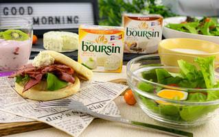 ブルサンチーズの写真・画像素材[3221550]