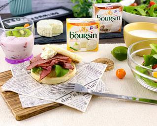 ブルサンチーズの写真・画像素材[3221553]