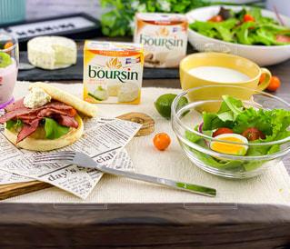 ブルサンチーズの写真・画像素材[3221551]