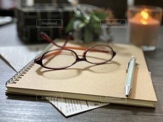 メガネの写真・画像素材[3658702]