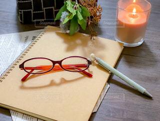 メガネの写真・画像素材[3658701]