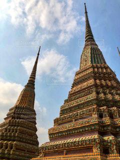 建築物,旅行,タイ,東南アジア,寺院,寺,バンコク,仏教,ワットポー,フォトジェニック,ワット・ポー,歴史的建築物