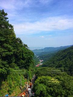 大山の大自然の写真・画像素材[2220386]