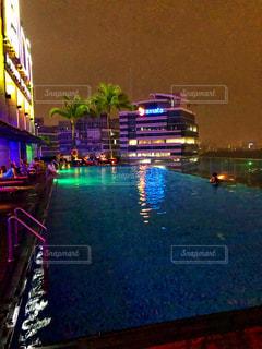 クアラルンプールの夜の写真・画像素材[2426610]