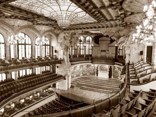 カタルーニャ音楽堂の写真・画像素材[2443470]
