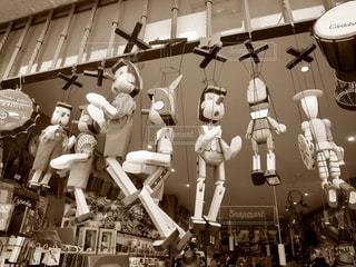 ピノキオさんたちの写真・画像素材[2443593]