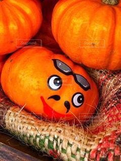 イケイケかぼちゃくんの写真・画像素材[2765658]