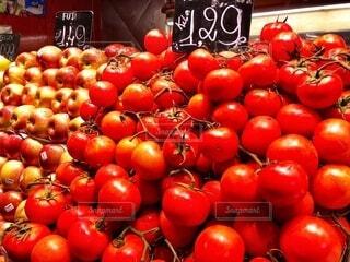バルセロナのトマトの写真・画像素材[3665644]