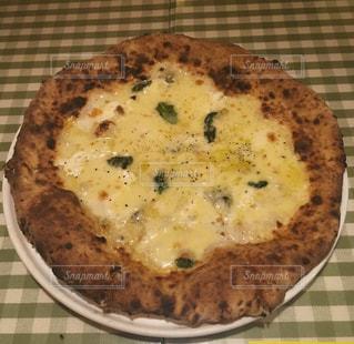 ピザ,チーズたっぷり