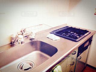 キッチンの写真・画像素材[373162]