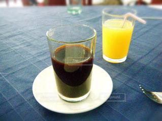 コーヒー,レストラン,おいしい,キューバ,オレンジジュース,ハバナ,HABANA,HAVANA,カフェ・タベルナ,cafe taberna