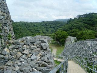 石の壁 - No.783760