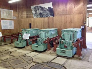 佐渡金山 機械工場の写真・画像素材[799421]