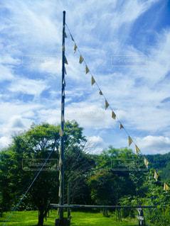 北海道 夕張 幸福の黄色いハンカチ想い出ひろばの写真・画像素材[800918]