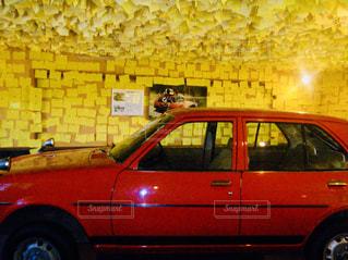 北海道 夕張 幸福の黄色いハンカチ想い出ひろばの写真・画像素材[800940]