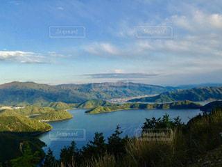 三方五湖の写真・画像素材[1224147]