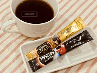 ネスカフェスティックコーヒーの写真・画像素材[1301883]