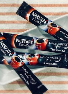 ネスカフェスティックコーヒーの写真・画像素材[1302019]