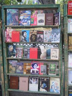 キューバ ハバナ 本屋さんの写真・画像素材[1578799]