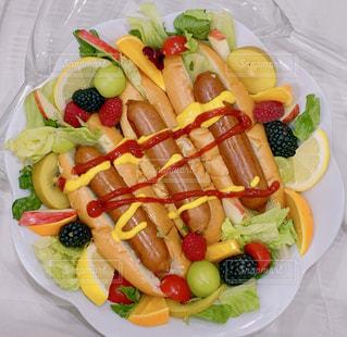 食事,カラフル,楽しい,フルーツ,テーブルフォト,美味しい,パーティー,ジューシー,賑やか,華やか,盛り合わせ,アンバサダー,ジョンソンヴィル