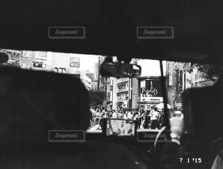 タクシーの写真・画像素材[573143]