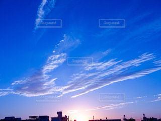 街と空の写真・画像素材[1099639]