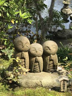 屋外,鎌倉,長谷寺,お地蔵さん,願い