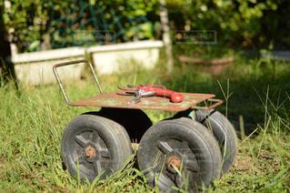 家庭菜園,ガーデニングチェア