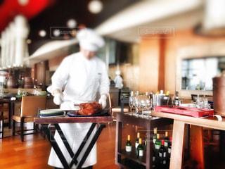 レストラン,ホテル,中国,中華料理,北京ダック,パフォーマンス,青島,チンタオ,ハイアットリージェンシー,Dong Hai 88