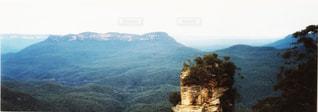 山のビューの写真・画像素材[809925]