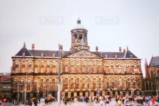 オランダの王宮の写真・画像素材[1019190]