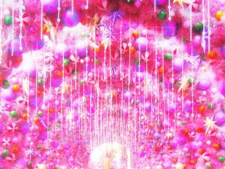 ピンク,キラキラ,トンネル,アーチ,中国,ピンク色,桃色,pink,China
