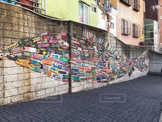 おしゃれ壁アートの写真・画像素材[2238893]
