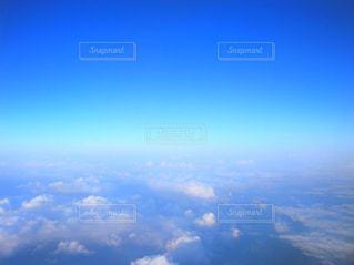 空から見た雲フォト♪の写真・画像素材[2412390]