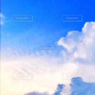 色々な雲♪の写真・画像素材[2431300]