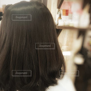ツヤ髪フォト♪の写真・画像素材[2460364]
