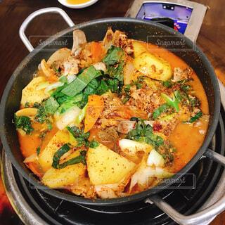 鍋料理の写真・画像素材[4189626]