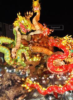 長崎ランタンフェスティバルの写真・画像素材[1015464]