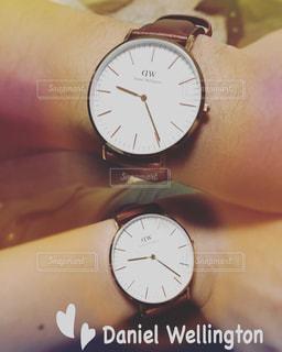 腕時計,時計,おそろい,ダニエルウェリントン,ペアウォッチ