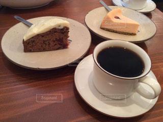 カフェ,ケーキ,キャロットケーキ,チーズケーキ,デザートスイーツ