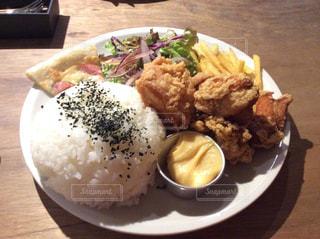 食べ物,ランチ,唐揚げ,徳島,Cafe Bubo